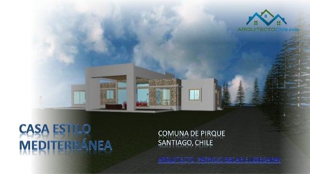 Casa estilo mediterraneo - Casa estilo mediterraneo ...