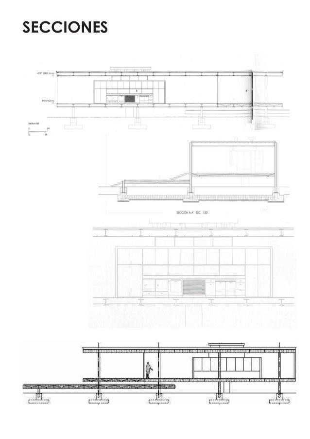 Casa Farnsworth 33052936 on A Frame House Blueprints