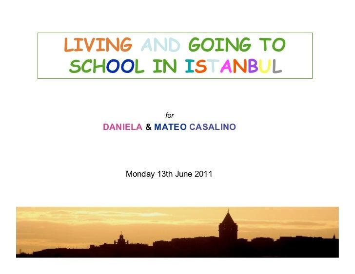 Casalino presentation