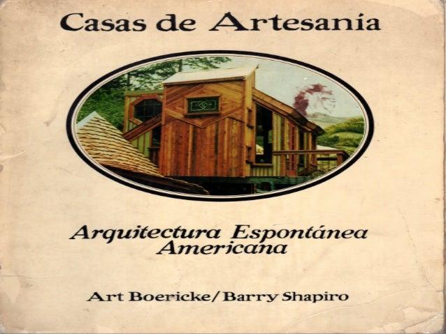 Casas de artesanía