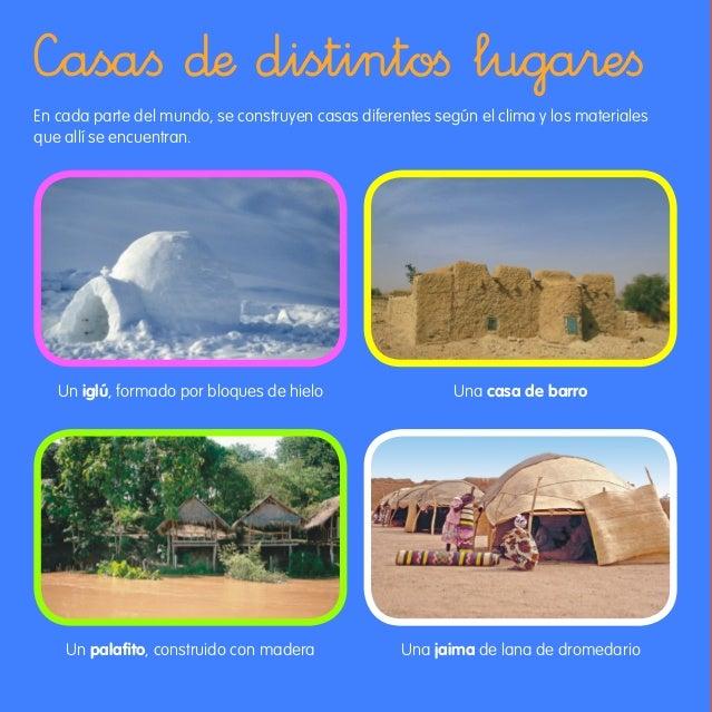 Casas del mundo - Distintos tipos de casas ...