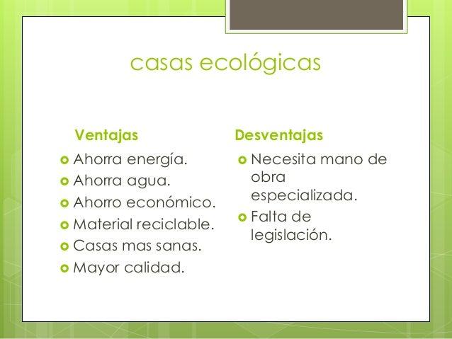 Casas ecol gicas - Casas ecologicas espana ...