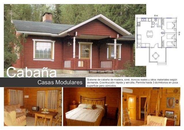 Casas economicas 01 - Cabanas de madera economicas ...