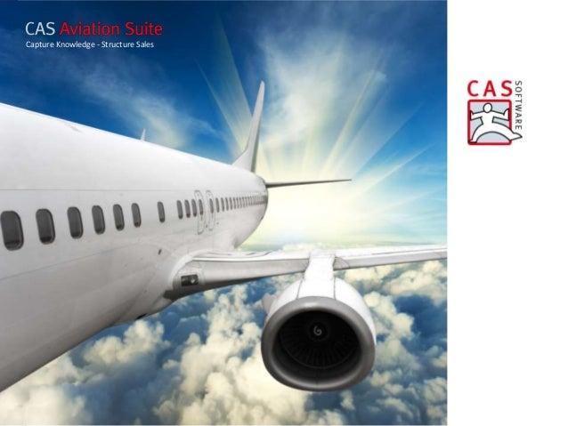 CAS Aviation Suite