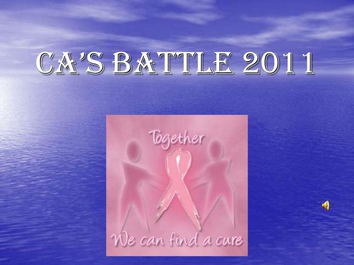 CA's Battle 2011<br />