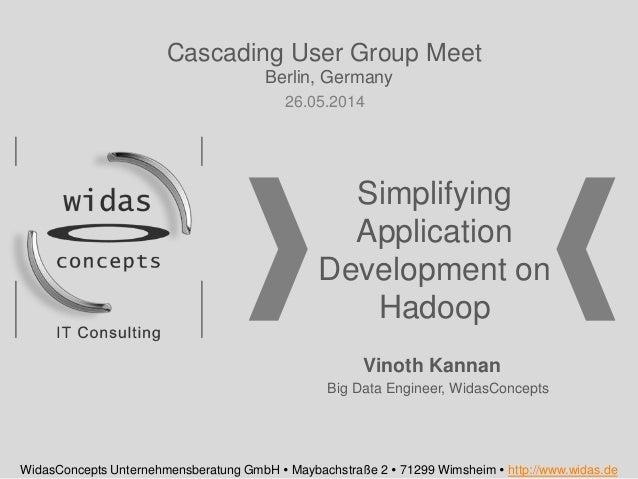 Cascading User Group Meet