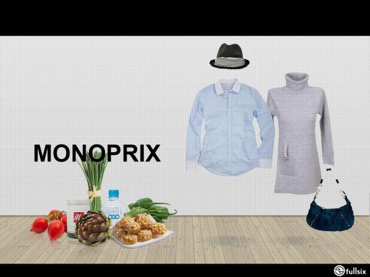 Case Study FullSIX - Monoprix (EN - FR)