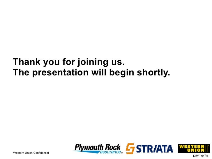 Thank you for joining us. The presentation will begin shortly.