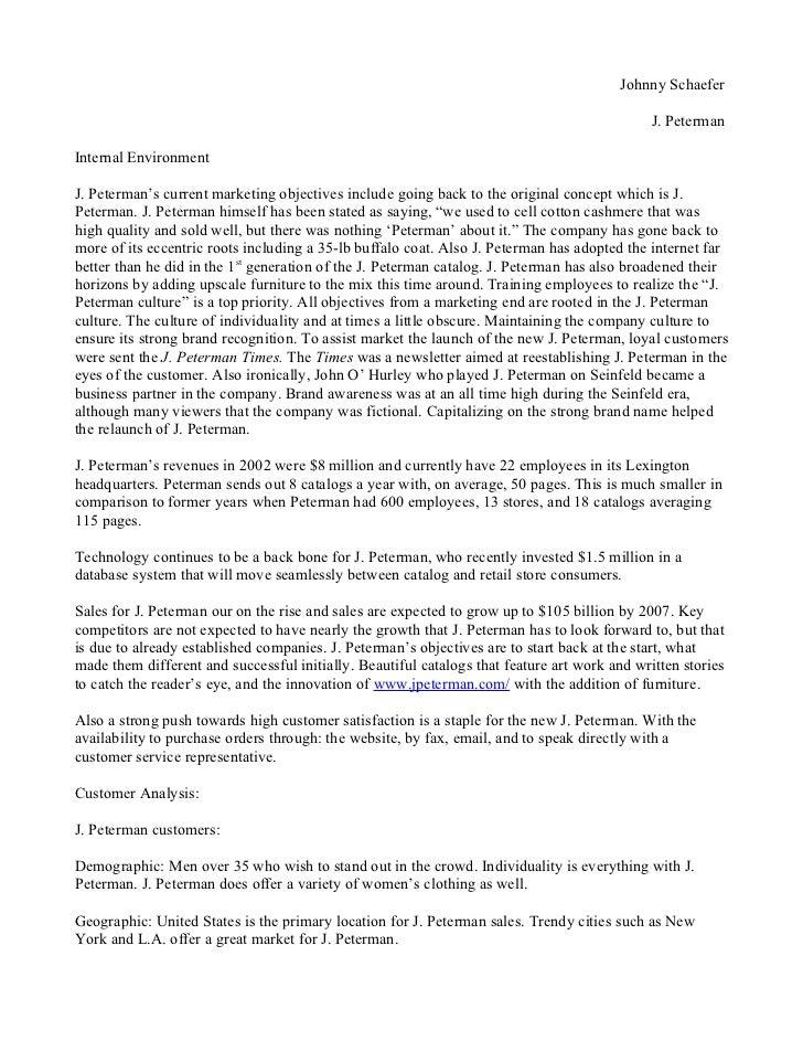 Case Study_  J. Peterman.doc