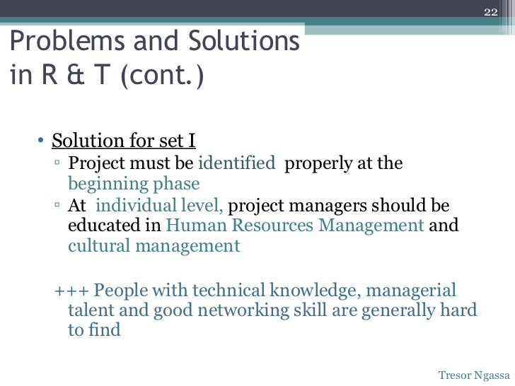 Knowledge management case study with solution