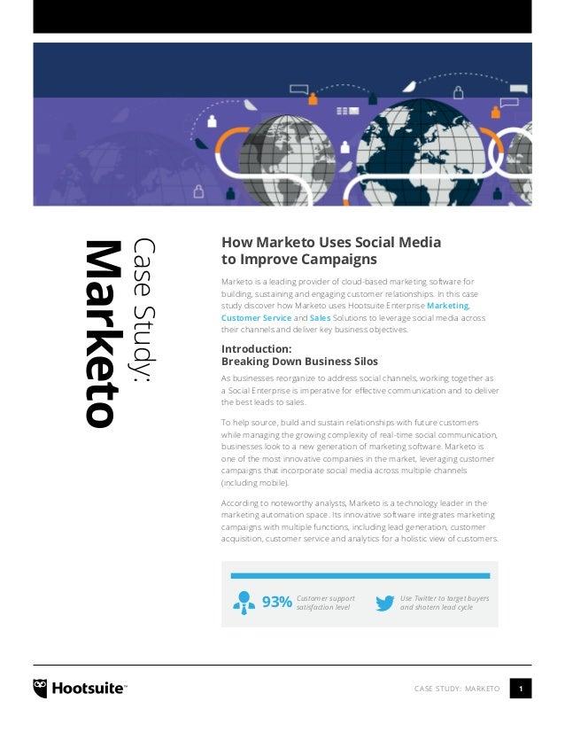 How Marketo Uses Social Media to Improve Campaigns