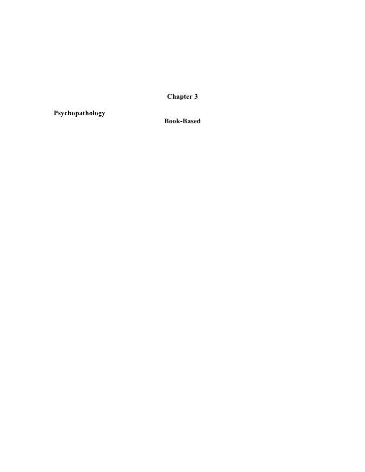 Nursing case study for paranoid schizophrenia