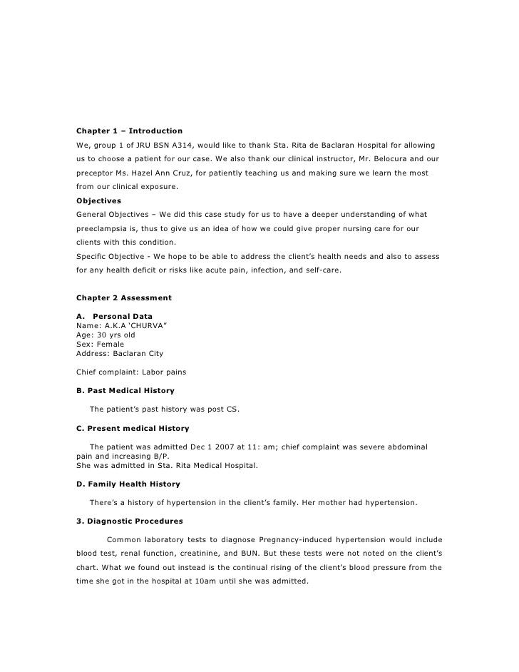 Comprehensive Case Study Paranoid Schizophrenia - Scribd