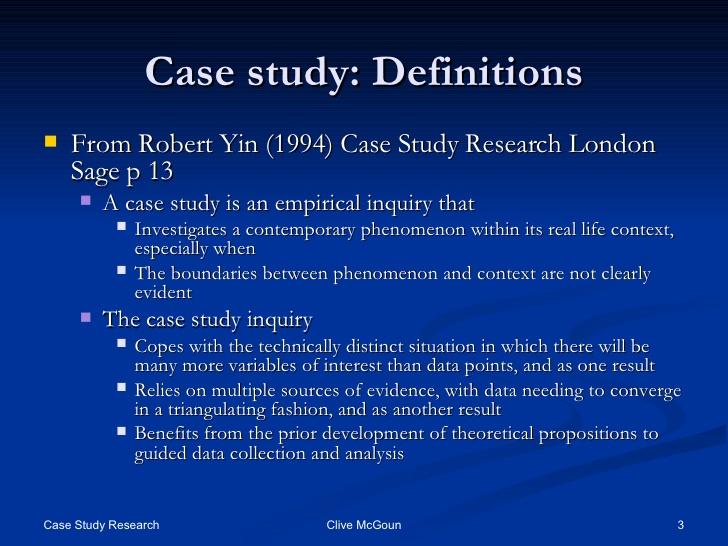 pervasis case study