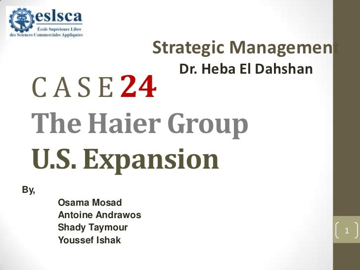 Managing Performance at Haier Harvard Case Solution & Analysis