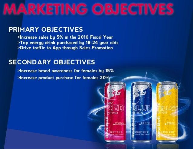 Red bull marketing plan case study