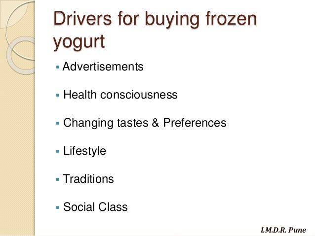 Colombo Frozen Yogurt Case Study using Activity Analysis