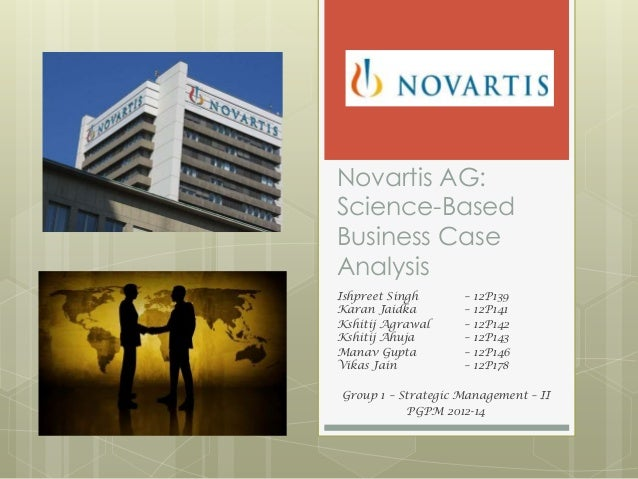 Novartis AG: Science-Based Business