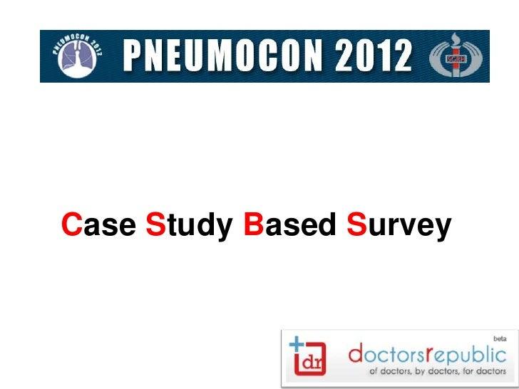 Case Study Based Survey