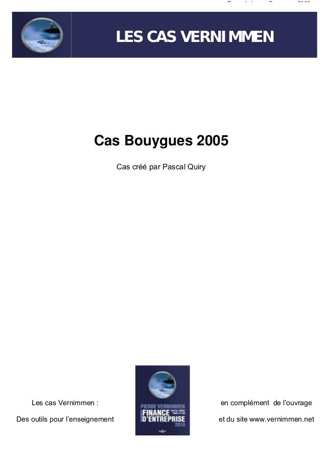 Case bouygues