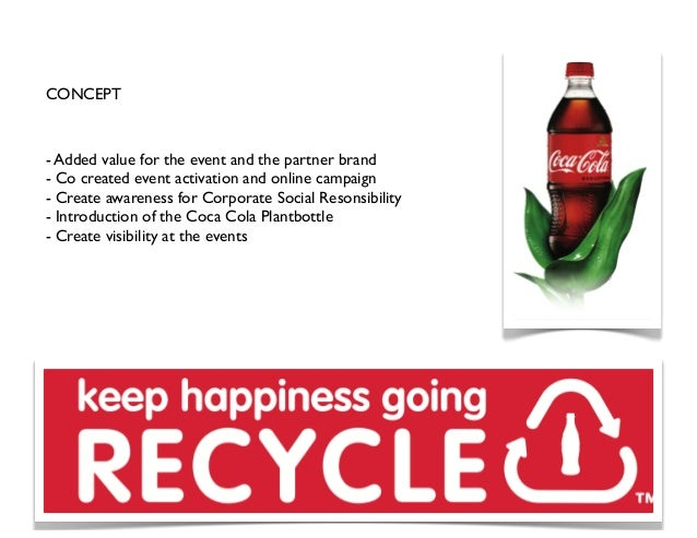 csr case study coca cola 2 csr communication for advancing corporate reputation a case study of coca-cola csr communication abstract the concept of corporate social responsibility (csr) has emerged as an important topic for both.