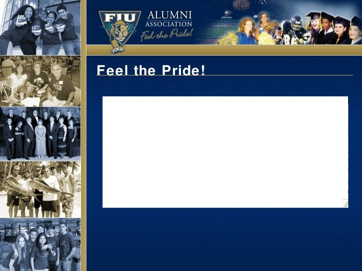 Feel the Pride!