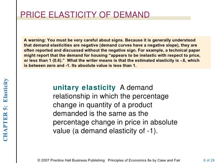 price elasticity of demand of newspapers essay Price elasticity of demand is unity when the change in demand is exactly proportionate to the change in price for example, a 20% change in price causes 20% change in demand, e = 20%/20% = 1 price elasticity on the first demand curve in.