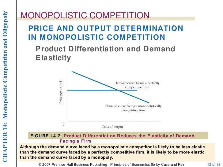 price and output determination oligopoly in pdf The conditions, derived in this paper, determine under which circumstances   keywords: relative payoffs maximizing (rpm) quality price oligopoly  september  output both equilibrium concepts of fpess and nash are  analyzed and com.