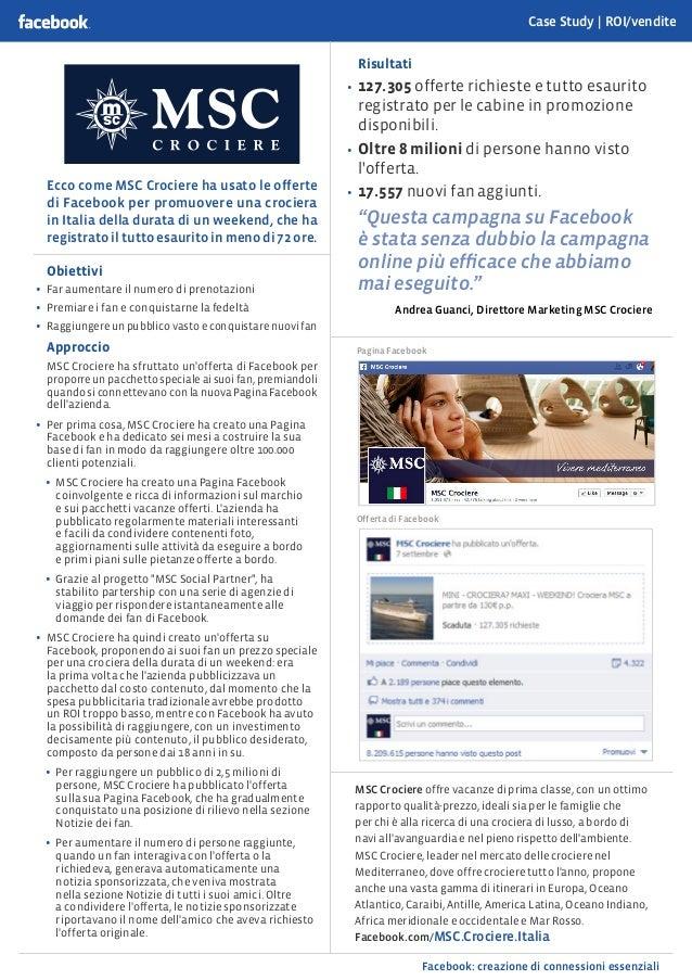 Case Study | ROI/vendite                                                             Risultati                            ...