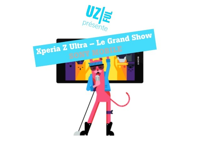 "Infographie ""Le Grand Show"""