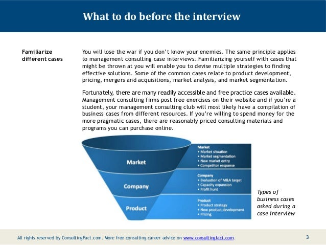 Sap case study interview  Consulting Case Interview Questions