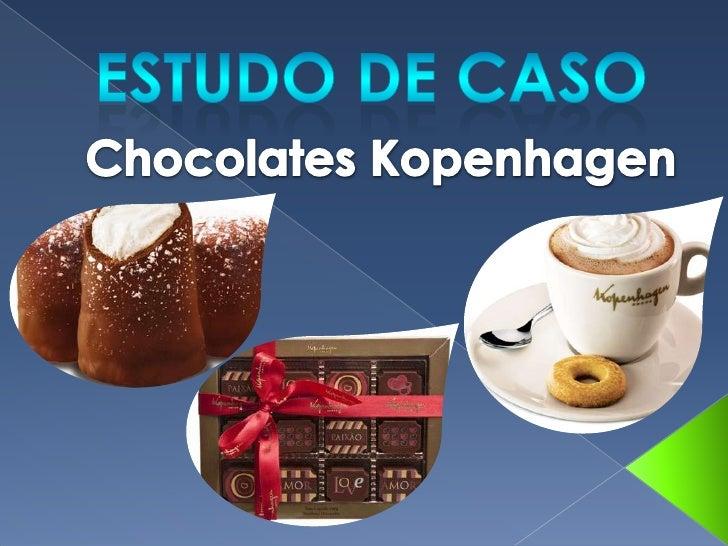 Fundada em 1928, a Chocolates Kopenhagen oferece uma   variedade de produtos que marcaram época e já seduziram três      g...