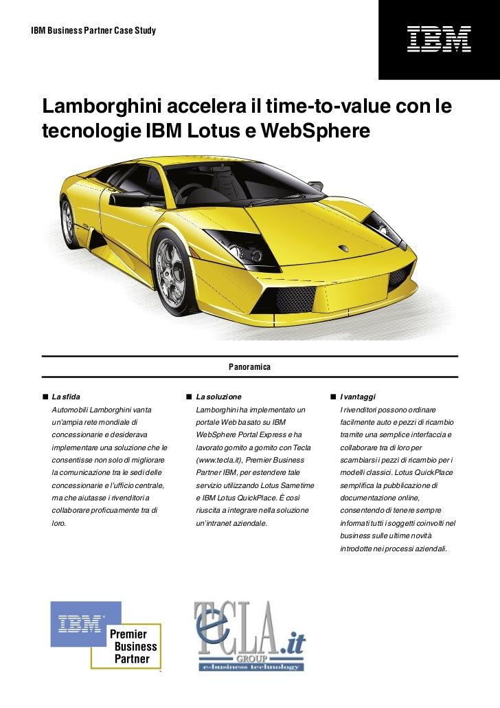 Case Automobili Lamborghini