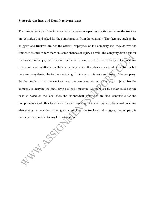 law essay answers Page 1 of 11 tip sheet on how to write a law school essay exam professor eric e johnson dated: fall 2017 law school exams are completely different.