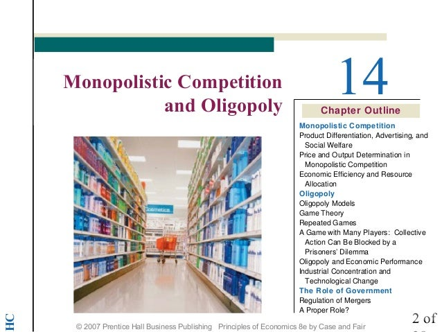 monopolistic competition essay Read this essay on monopolistic competition come browse our large digital warehouse of free sample essays get the knowledge you need in order to pass your classes and more.