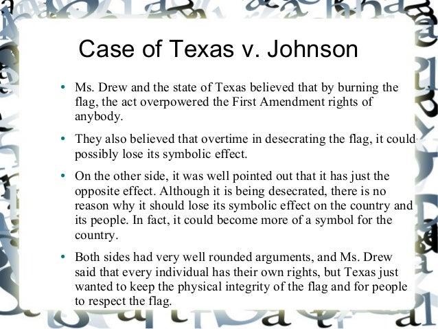 johnson v texas case study unit