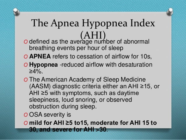 Sleep Apnea Facts and Figures - ResMed