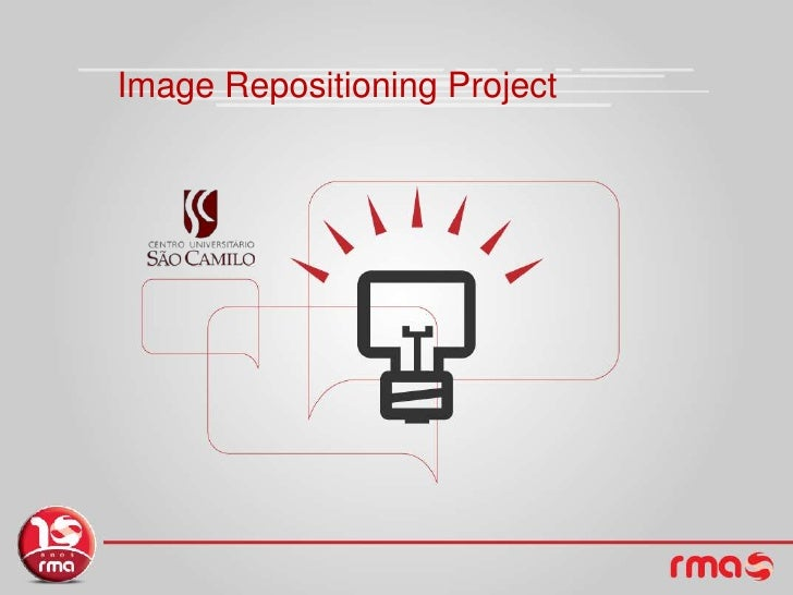Image Repositioning Project