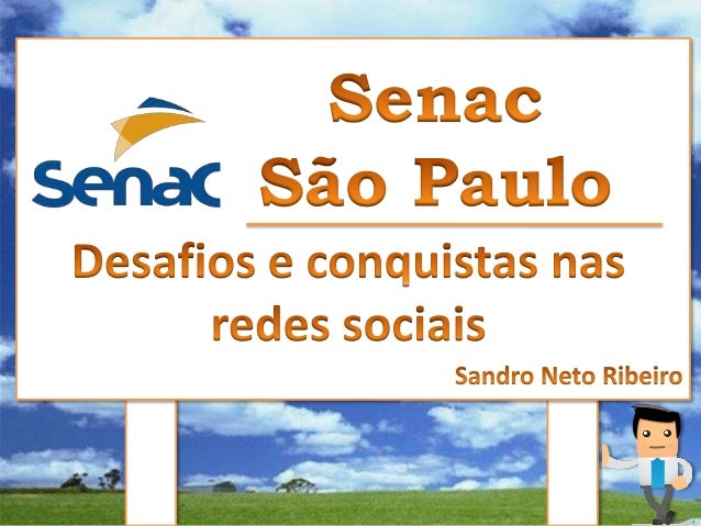 Case Senac São Paulo