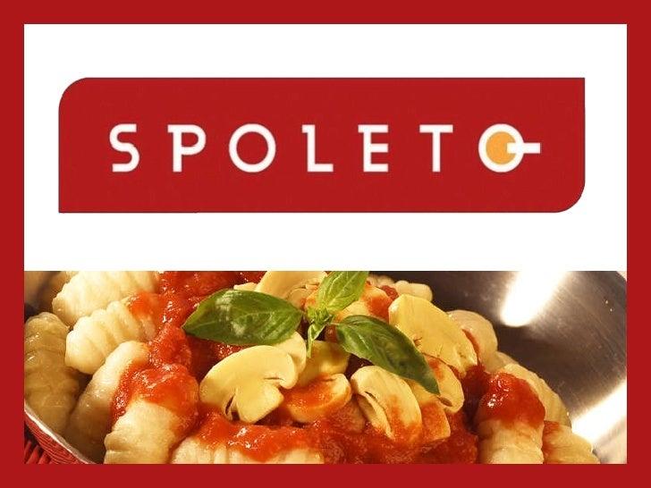 Case Spoleto - E-Branding