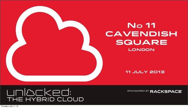Unlocked London - Case Studies