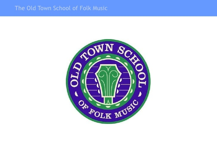 The Old Town School of Folk Music