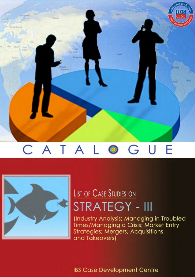 Case studies in_strategy(catalogue_iii)