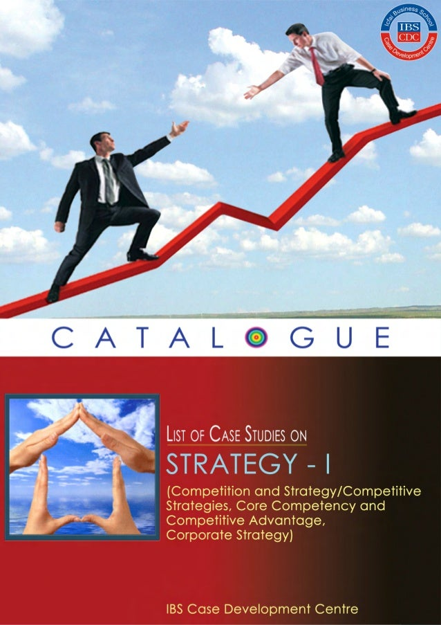 Case studies on_strategy