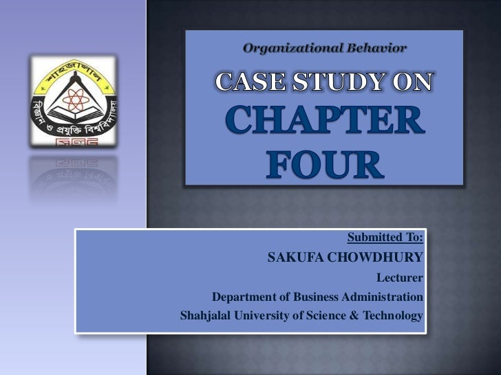 Submitted To:               SAKUFA CHOWDHURY                                   Lecturer     Department of Business Adminis...