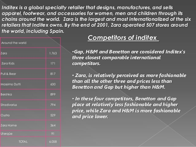 summary for zara Zara's fast responsive designer team is considered rare in the fast fashion apparel industry hence, overall, the fast responsive and powerful designer team is a core competency for zara.