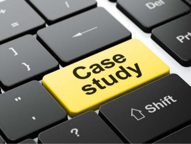 Case study dissertation