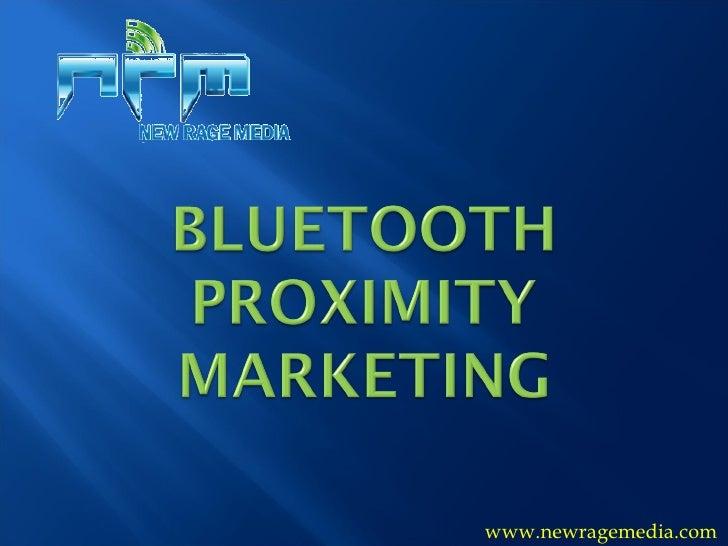 Bluetooth Marketing  - Case Study