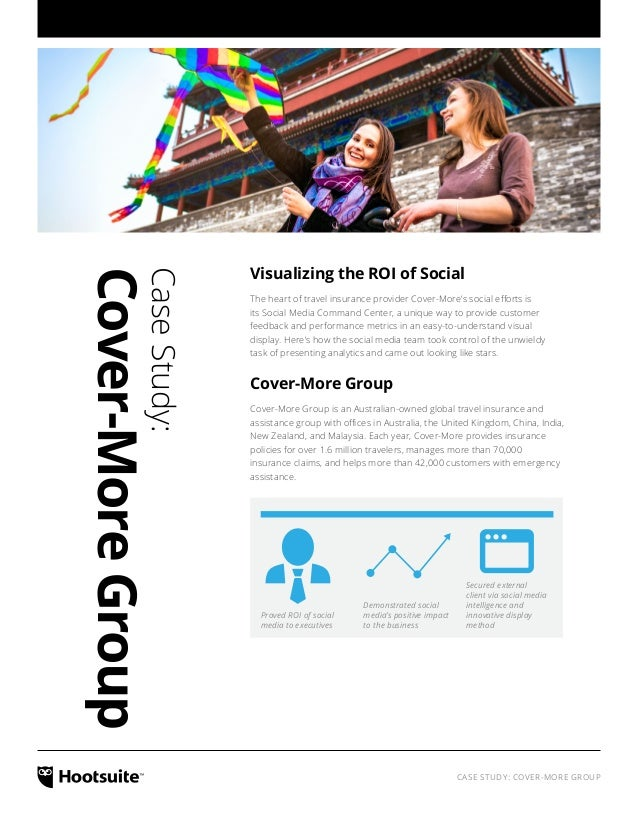 Enterprise Case Study with Cover-More Insurance