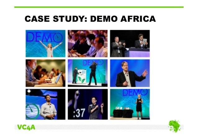 CASE STUDY: DEMO AFRICA